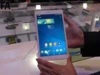 [Video] Sony Xperia Z3 Tablet Compact - First IFA 2014 Hands On