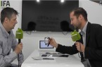 [Video] ALCATEL ONETOUCH HERO 2 und HERO 8 im IFA 2014 Interview