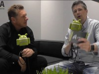 [Video] KAZAM Thunder 350 L im IFA 2014 Interview mit Gratis Displaytausch!