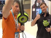 [Video] Monster iSport Products im IFA 2014 Interview