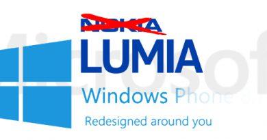 Windows Phone und Nokia sind nicht mehr