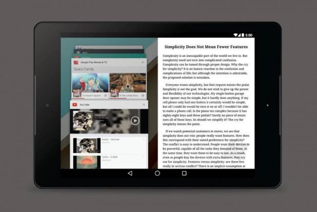 Multi Window für Android