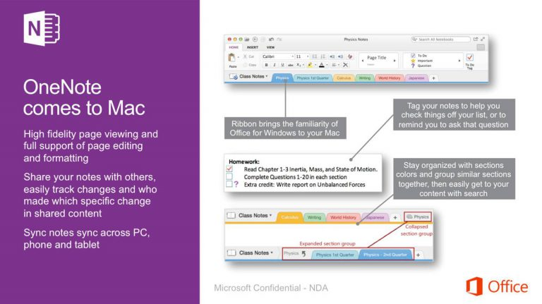 Office for Mac 2015