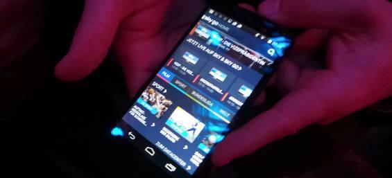 Sky Go für Android