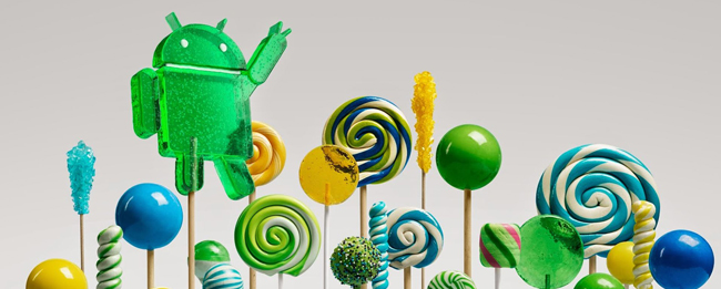 Android 5.1 Lollipop für Motorola