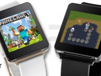 Android Wear: Tales of Pocoro und Minecraft