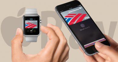 Apple Pay Bezahlsystem
