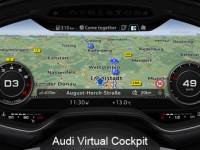 Audi TT Virtual Cockpit: Die Zukunft des Tacho