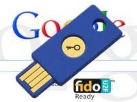 Google mit mehr Sicherheit durch USB-Sticks