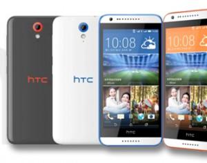 HTC Desire 820 mini in China gestartet