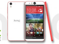 HTC Desire EYE, das 13 MP Selfie-Smartphone