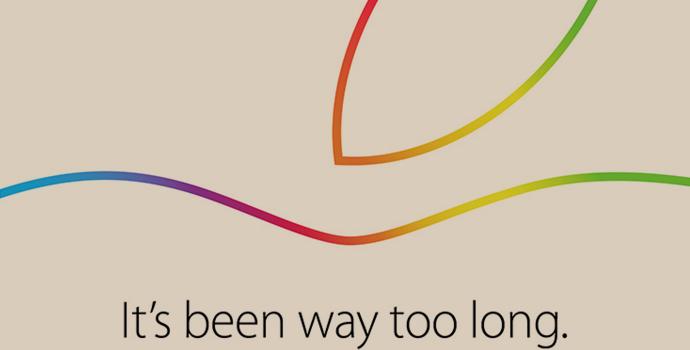 Apple iPad Keynote 2014