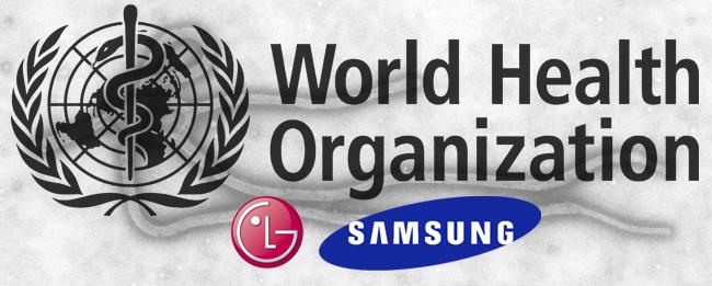 LG und Samsung gegen Ebola
