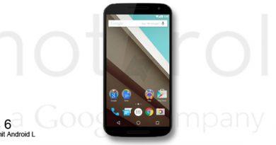 Motorola Nexus 6 Teaser