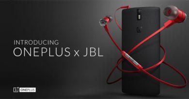 OnePlus One JBL E1+