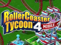 RollerCoaster Tycoon 4 Mobile ist da