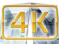 Sharp stellt 5,5 Zoll großes 4K IGZO Display vor
