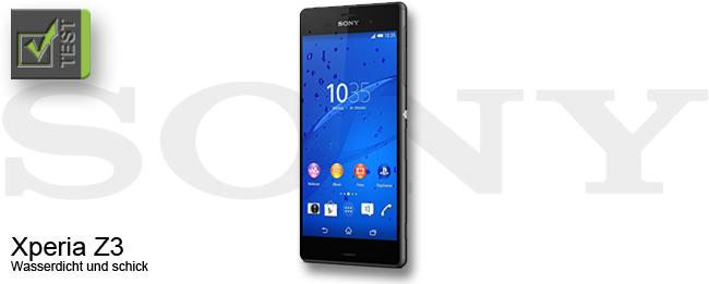 [Test] Sony Xperia Z3