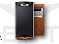 Vertu for Bentley: Ein Luxus-Smartphone in echtes Rindsleder gehüllt