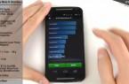 [Video] Motorola Moto G (2nd Gen.)  AnTuTu  Benchmarktest