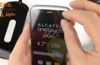 [Video] Alcatel Onetouch Idol Alpha Flash unboxing – Ein Video ohne Inhalt!