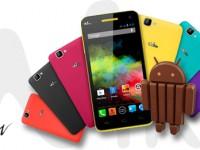 Wiko Rainbow erhält Android 4.4 KitKat Update