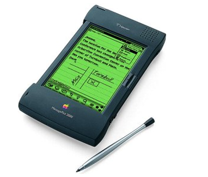 Apple Newton gegen iPhone 6