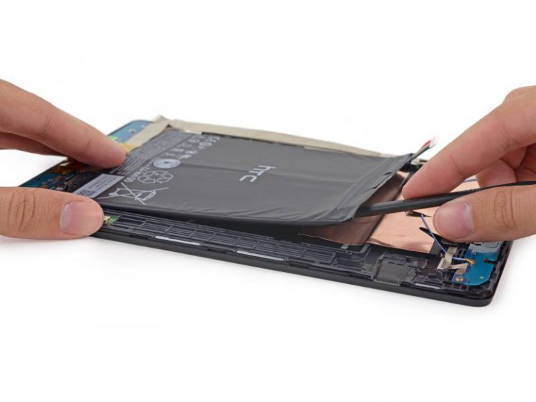 HTC Nexus 9 Teardown