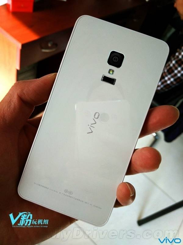Vivo Xplay 5S Leak