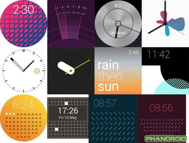 Android Wear 5.0 Lollipop