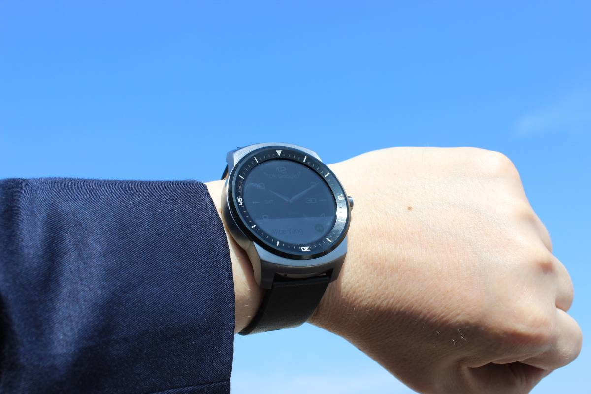 [Test] LG G Watch R