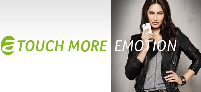 Acer touch more emotion