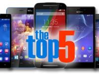 Die Top 5 der 200 Euro Android Smartphones