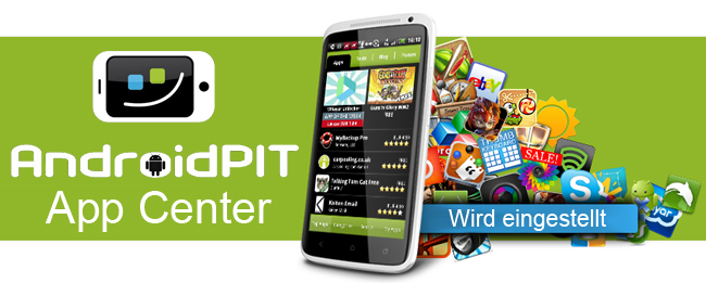 AndroidPIT App Center