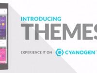CyanogenMod 12: Nightlies ab sofort mit Theme Engine