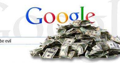 Google und die Barreserven