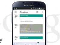 [Download] Google Kalender 5.0 wird verteilt