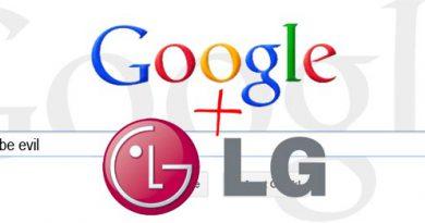 Google-LG-Patentabkommen