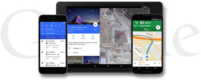 Google Maps 9.4