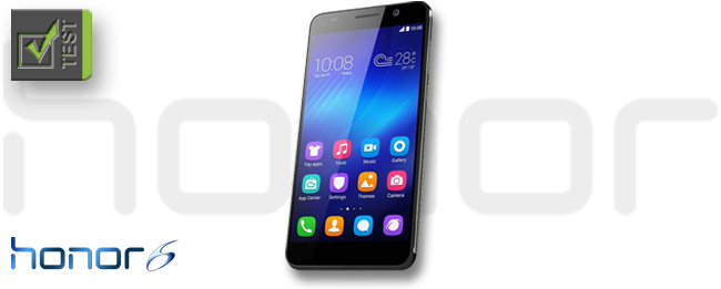 HUAWEI Honor 6 Test