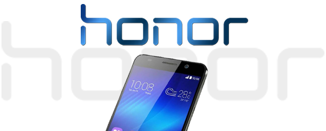 Honor 6 by HUAWEI