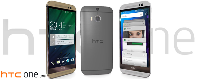 HTC One M8 Android 5.0 Lollipop mit HTC Sense 6