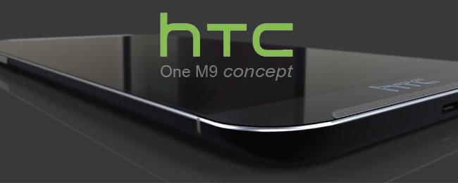 HTC Hima aka HTC One M9 Konzept