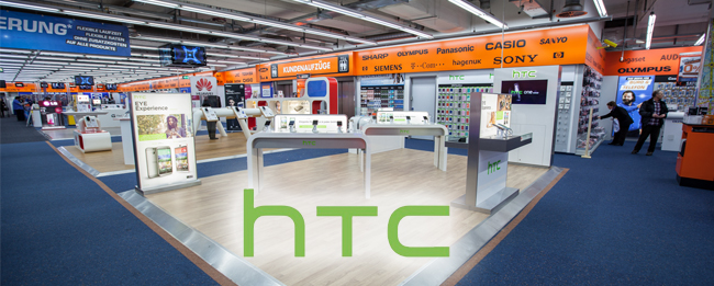 HTC Shop-in-Shop