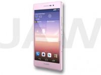 HUAWEI Ascend P7: Pretty in Pink für Deutschland