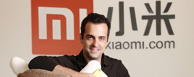 Hugo Barra von Xiaomi