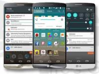 LG G3: Erste Screenshots vom Android 5.0 Lollipop Update