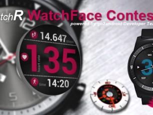 [Umfrage] LG G Watch R WatchFace Design Contest
