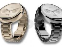 Motorola Moto 360 mit 18mm Armband in Gold oder Silber kostet 300 Dollar