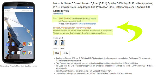nexus6_amazon_vorbestellung